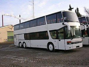 Dobbeltdækkerbus