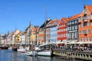 Bustur til Nyhavn